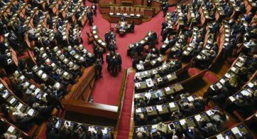 La crisi di governo entra a Palazzo Madama