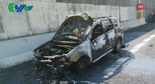 Auto a fuoco, paura a Preganziol. - Oggi Treviso
