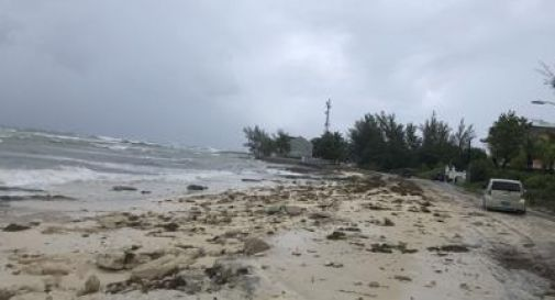 Dorian, prima vittima: bimbo annega alle Bahamas