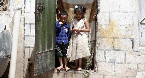 Bambini in Yemen