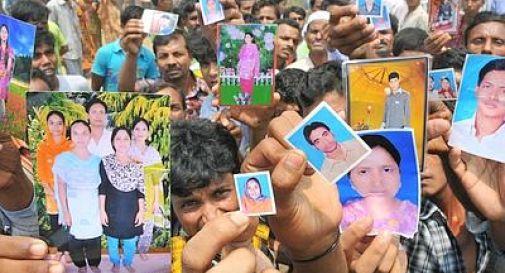 948 i morti in nel crollo a Dacca