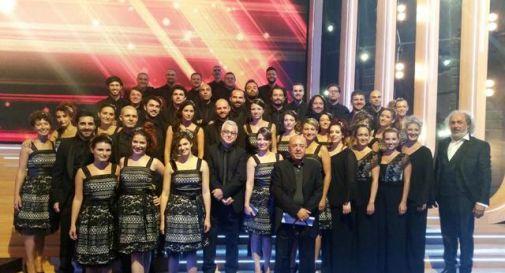 "Le voci Art Voice Academy a ""Viva Mogol"" su Rai 1"