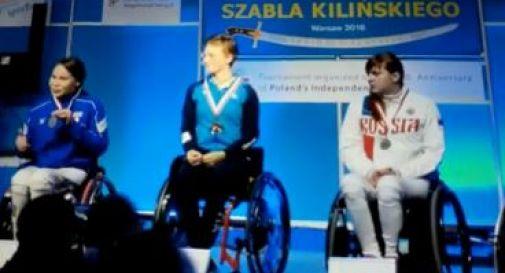 la premiazione di Varsavia