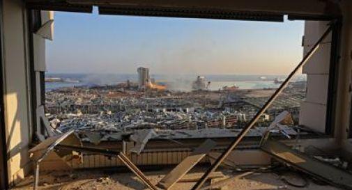 Beirut, 100 morti e 4mila feriti.