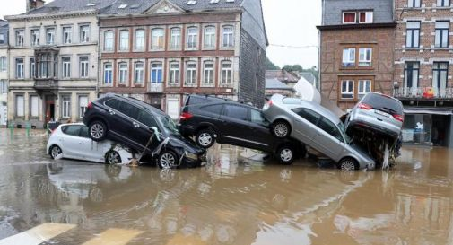 Belgio, 9 morti per maltempo