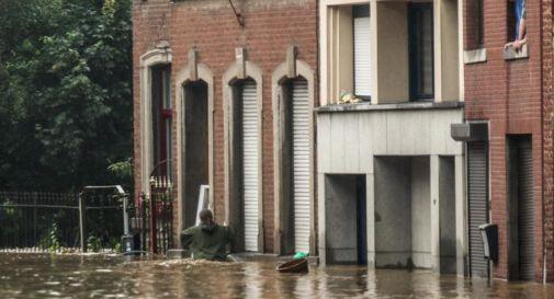 Belgio, alluvione: sale il bilancio dei morti