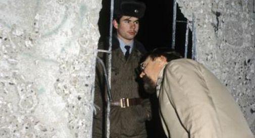 Muro Berlino, 30 anni fa l'annuncio di Genscher che cambiò il corso della storia