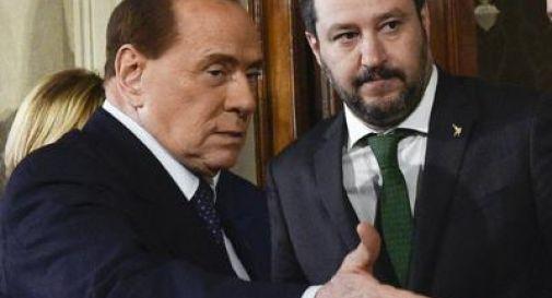 Lega-Forza Italia, scontro totale