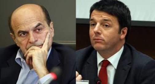 Renzi 'boccia' Bersani, si addensano nubi sulle riforme