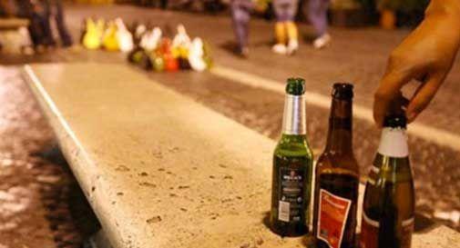 Conegliano, pugno di ferro contro gli alcolici e i bivacchi in città