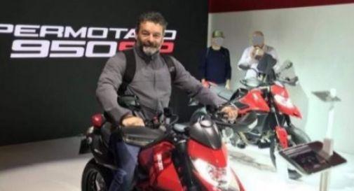 Schianto in moto, si spegne l'opitergino Luca Biasi