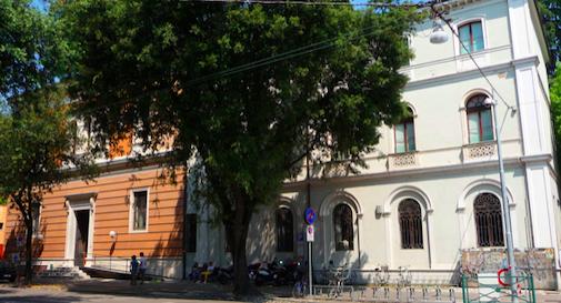 biblioteca civica di Borgo Cavour