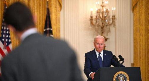 Attacco Kabul, Biden: