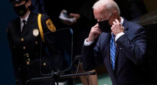 Covid, Biden: