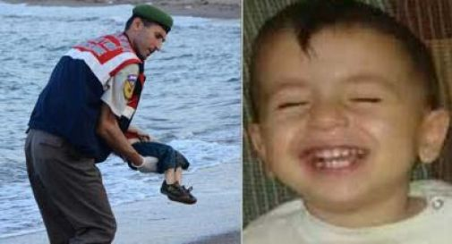 Aylan, morire a 3 anni in mare