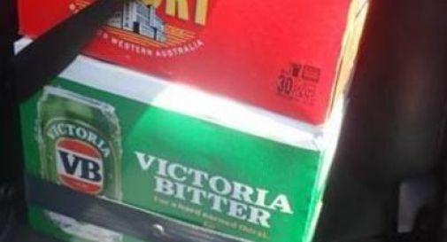 Cinture di sicurezza alla birra e non ai bambini: finisce in tribunale