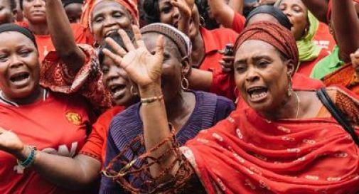 Nuova barbarie di Boko Haram, donne usate come scudi umani