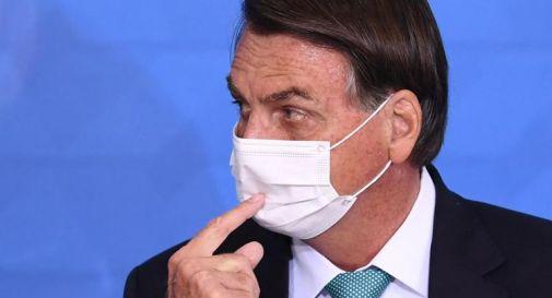 Bolsonaro e le mascherine: