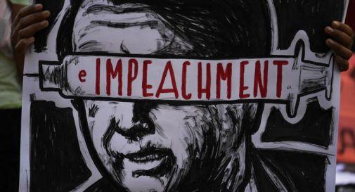 Brasile, migliaia in strada per chiedere impeachment Bolsonaro
