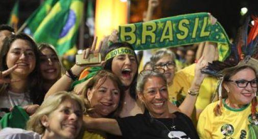 Brasile, Bolsonaro presidente