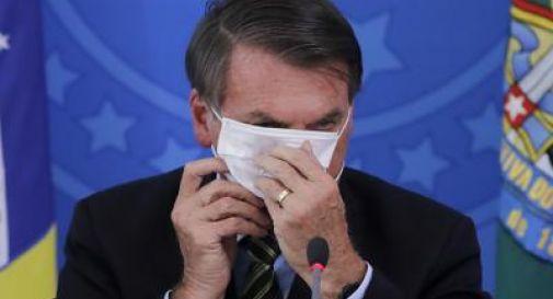Bolsonaro positivo al coronavirus: