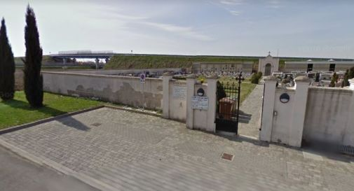 il cimitero di Bonisiolo