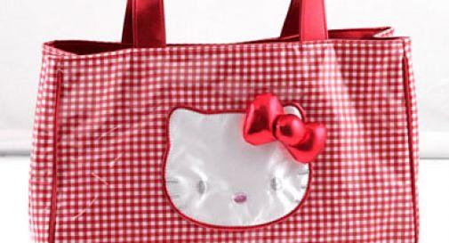 e5f6f4436e Tradito da una borsa. Di Hello Kitty | Oggi Treviso | News | Il ...