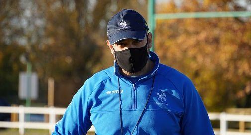 coach Marco Bortolami