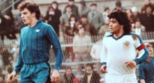 Maradona, il ricordo del vittoriese Bortoluzzi: