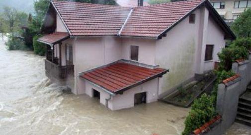 Bosnia e Serbia flagellate dalle inondazioni