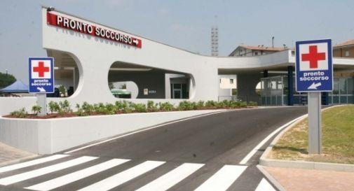 l'ospedale Ca' Foncello di Treviso