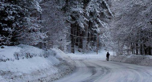 burian freddo neve italia