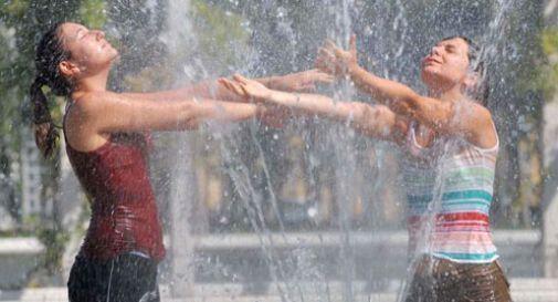 E' stato il secondo agosto più caldo degli ultimi 40 anni in Europa