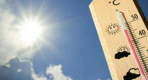 Torna il caldo africano da lunedì, ma nel weekend probabili grandine e temporali