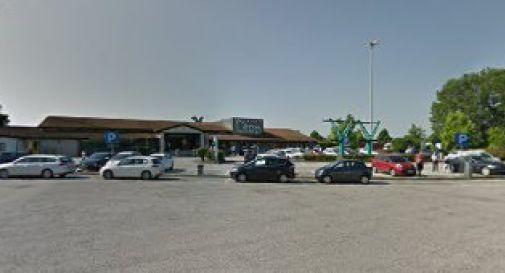 l'area autostradale Calstorta