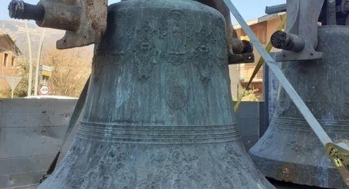 campane di Col San Martino restaurate
