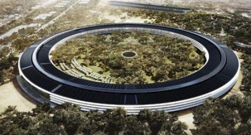 Il nuovo campus Apple sarà molto vittoriese