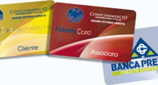 Carta fedeltà Ascom nei primi 70 negozi