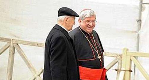 Arrivati a Roma tutti i cardinali elettori