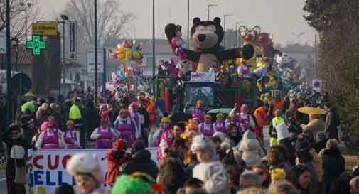 Carnevali di Marca, sabato l'estrazione dei biglietti della lotteria di beneficenza