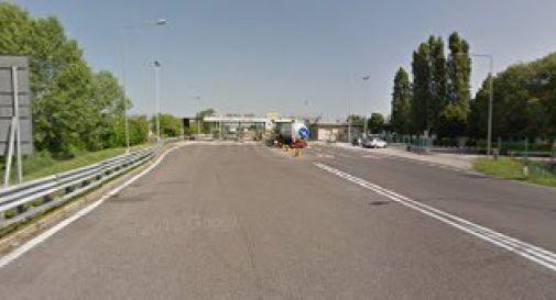 il casello autostradale di Cessalto