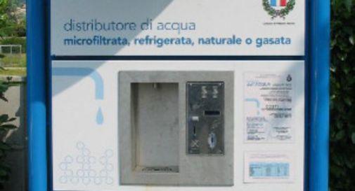 Perché a Vittorio Veneto non funzionano le casette dell'acqua?