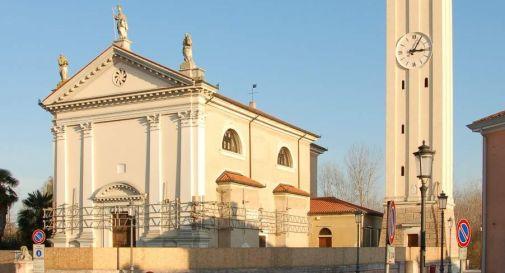la parrocchiale di Casier