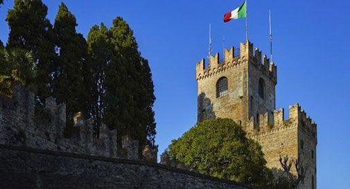 Le mura del Castello di Conegliano piangono
