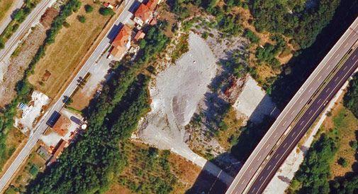 Troppo materiale nella cava di via Nove alto, stop ai lavori di ripristino ambientale