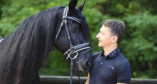 Un amore (e un campione!) di cavallo