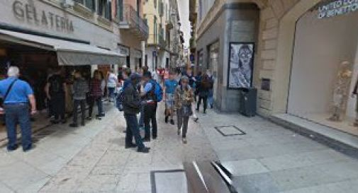 Covid: a Verona sensi unici pedonali anti assembramento