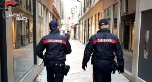 Otto arresti per tentata rapina in una gioielleria del centro