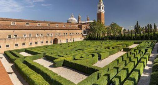 Labirinto di Borges aperto al pubblico a Venezia