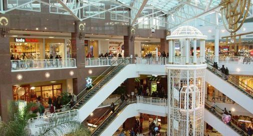 centro commerciale stop dalla regione veneto